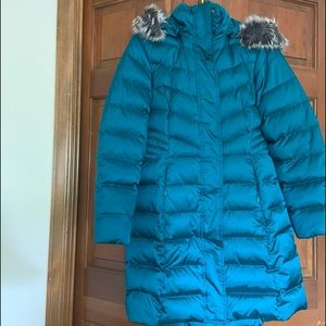 Lands End Down Coat